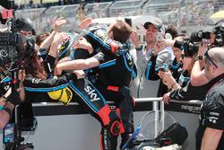 Yarış galibi Francesco Bagnaia, Sky Racing Team VR46