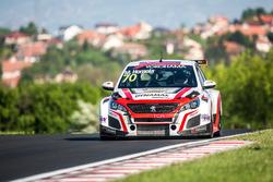 Матё Гомола, Peugeot 308 TCR, DG Sport Competition