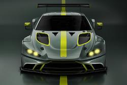 Präsentation: Aston Martin GT3