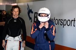 #16 BHK Motorsport Ligier JS P3 - Nissan: Francesco Dracone