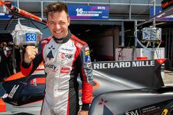 Ganador de la pole #33 TDS Racing Oreca 07 - Gibson: Matthieu Vaxivière