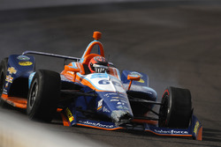 Джей-Ар Хильдебранд, Dreyer & Reinbold Racing Chevrolet: после аварии в четвертом повороте