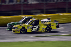 Ben Rhodes, ThorSport Racing, Ford F-150 Alpha Energy Solutions, Cody Coughlin, GMS Racing, Chevrolet Silverado Jeg's.com