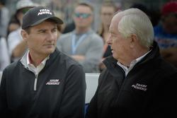 Josef Newgarden, Team Penske Chevrolet, Tim Cindric, Roger Penske