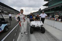 Marco Andretti, Herta - Andretti Autosport Honda, Mario Andretti