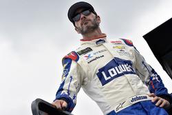 Jimmie Johnson, Hendrick Motorsports, Chevrolet Camaro Lowe's Patriotic