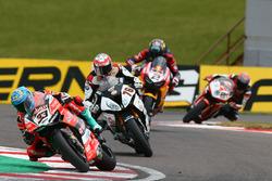Marco Melandri, Aruba.it Racing-Ducati SBK Team, Loris Baz, Althea Racing