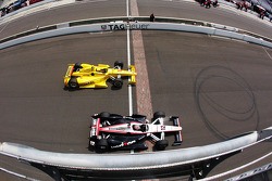 Will Power e Helio Castroneves
