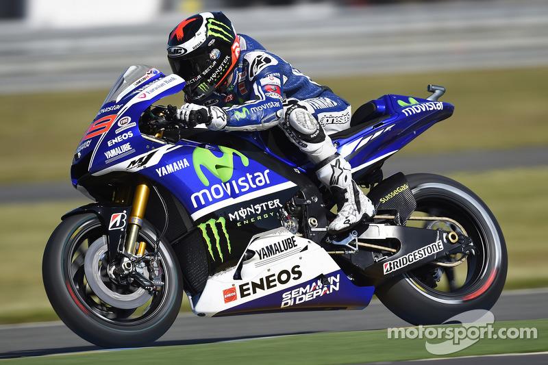 2014 рік - Yamaha (MotoGP)