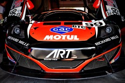 ART Grand Prix McLaren MP4-12C