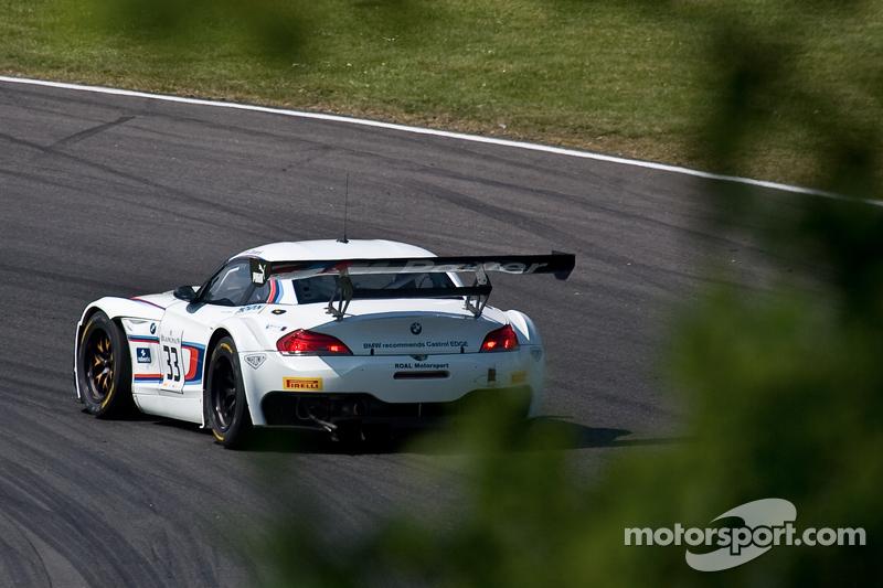 #33 Roal Motorsport 宝马 Z4: 阿历克斯·扎纳尔迪
