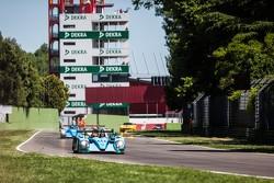 #43 Morand Racing Morgan Judd: Gary Hirsch, Romain Brandela, Christian Klien
