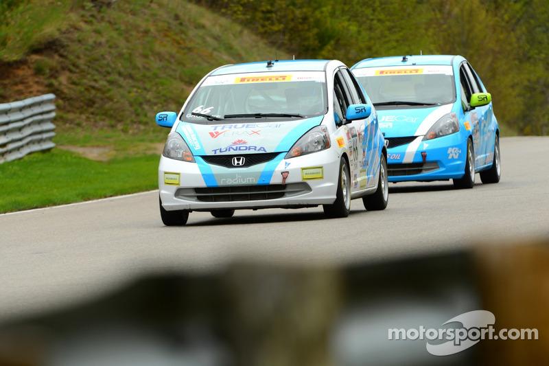 PJ Groenke, Honda Fit