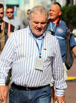 Patrick Head, Williams, Teamgründer