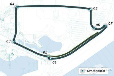 Annonce de la Formule E à Long Beach