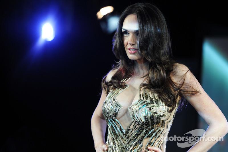 Tamara Ecclestone, all'Amber Lounge Fashion Show