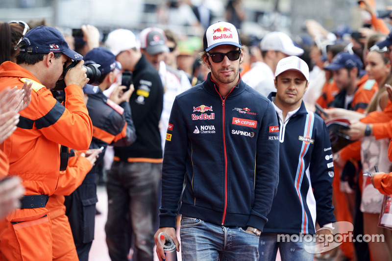 Даниэль Риккардо. ГП Монако, Воскресенье, перед гонкой.