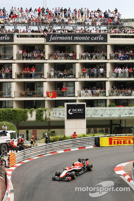 Max Chilton, Marussia F1 Team MR04