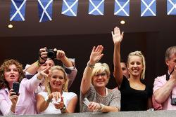 Schottische Fans