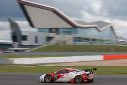 #42 Sport Garage Ferrari 458 Italia: Gilles Vannelet,Stephane Lemeret, Michael Albert