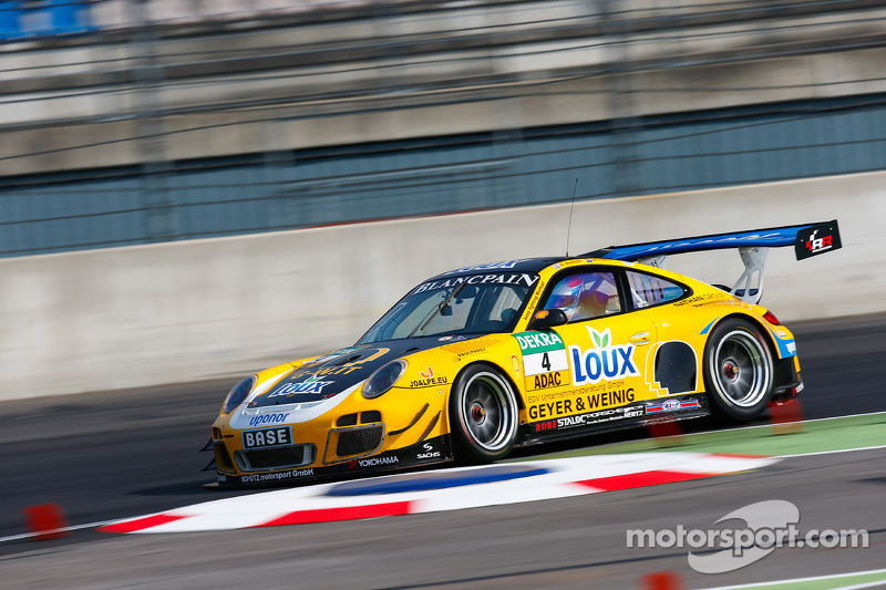#4 GW IT Racing Team Schütz Motorsport Porsche 911 GT3R: Anton Wossos, Wolf Nathan