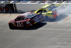 Alex Bowman et Matt Kenseth get together