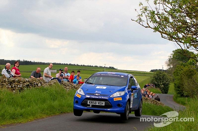 Brits Rally Kampioenschap Jim Clark Rally