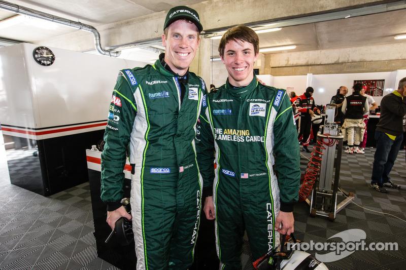 Chris Dyson ve Matthew McMurry