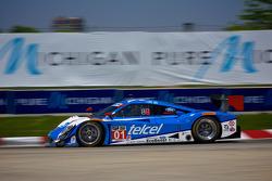 #01 Chip Ganassi Racing Ford EcoBoost/Riley: Scott Pruett & Memo Rojas