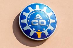 ACO logo signage