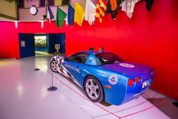 El Corvette Safety Car