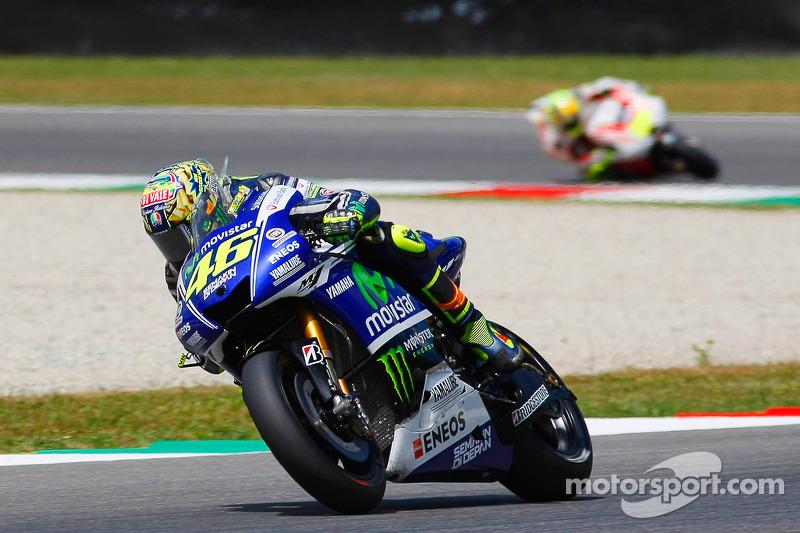 2014 - GP de Italia (de 10º a 3º)