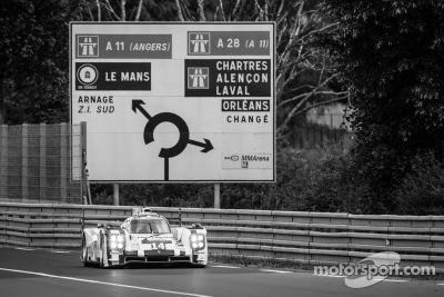 24 Horas de Le Mans - dia de testes