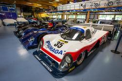 Visit de Courage Compétition: Courage Le Mans prototype carros