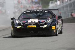 #11 Ferrari 458: Patrick Markert