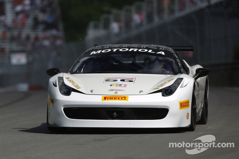 #56 Ferrari of Fort Lauderdale: 何塞·瓦勒拉