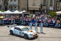 #97 阿斯顿马丁车队 阿斯顿马丁 Vantage V8: 达伦·特纳, 斯蒂芬·穆克, 布鲁诺·塞纳