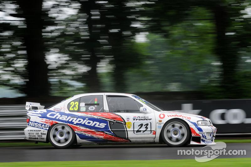 Derek Palmer, Laurent Aiello 1999 BTCC Şampiyonluğu Nissan Primera ST