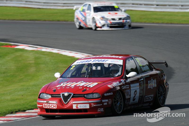Alfa Romeo 156 Btcc Super Touring Car: Neil Smith, Ex Stefano Modena 1997 Alfa Romeo 156 At HSCC