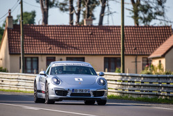 Porsche Sport Driving School antes da classificação