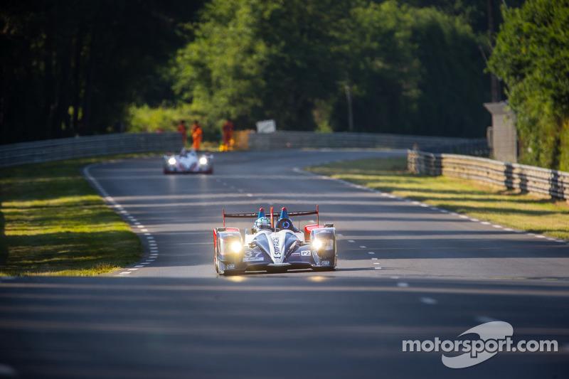 #37 SMP Racing Oreca 03 - Nissan: Kirill Ladygin, Nicolas Minassian, Maurizio Mediani
