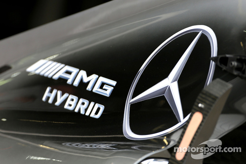 Logo: Mercedes GP
