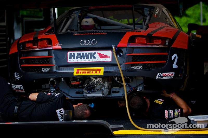 #2 CRP Racing Audi R8 LMS Ultra