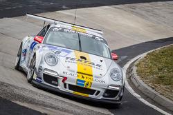 #58 Black Falcon Porsche 911 GT3 Kupası: Willi Friedrichs, Burkard Kaiser, Andreas Ziegler