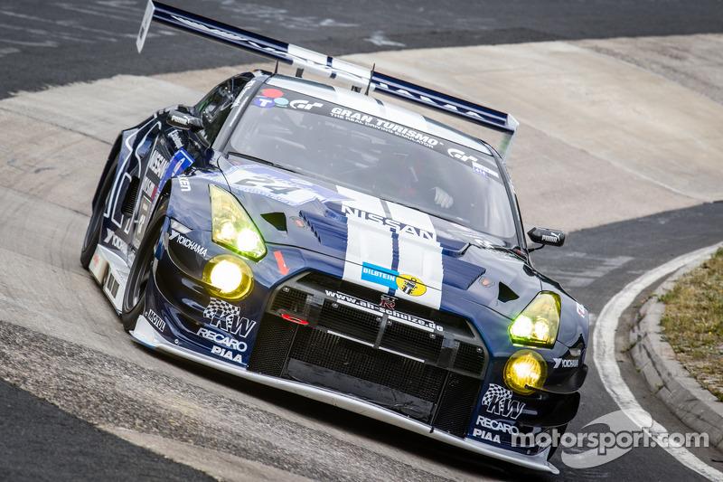 #24 Schulze Motorsport 日产 GT-R Nismo GT3: Kazunori Yamauchi, Tobias Schulze, Michael Schulze, Jordan