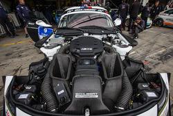 #19 Schubert Motorsport BMW Z4 GT3 engine