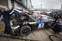 #19 Schubert Motorsport 宝马 Z4 GT3: 迪克·沃尔纳, 迪克·穆勒, 卢卡斯·鲁尔, 亚历山大·西姆斯