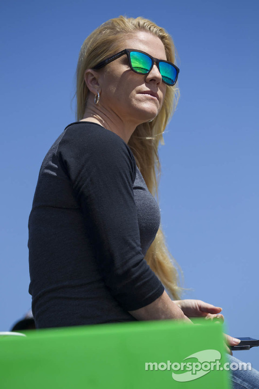 Patricia Driscoll, namorada de Kurt Busch