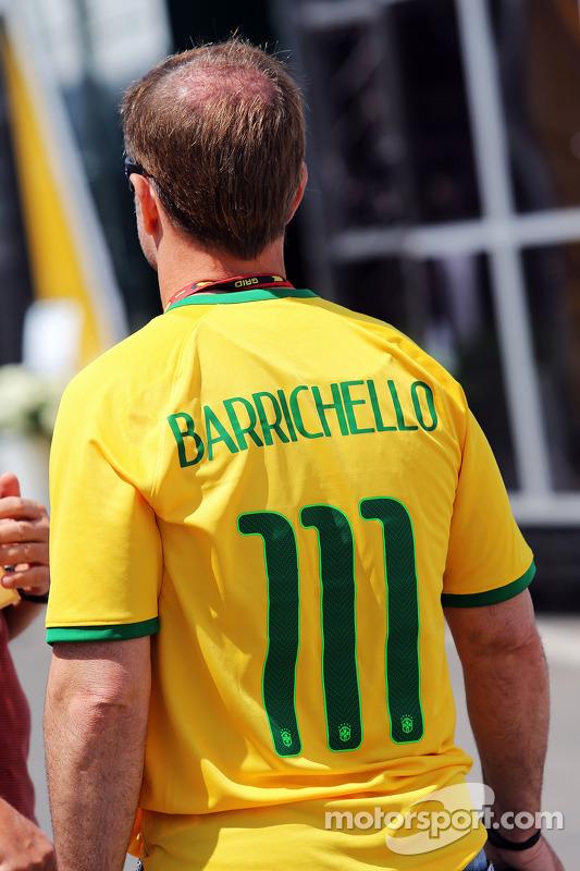 Rubens Barrichello (BRA)