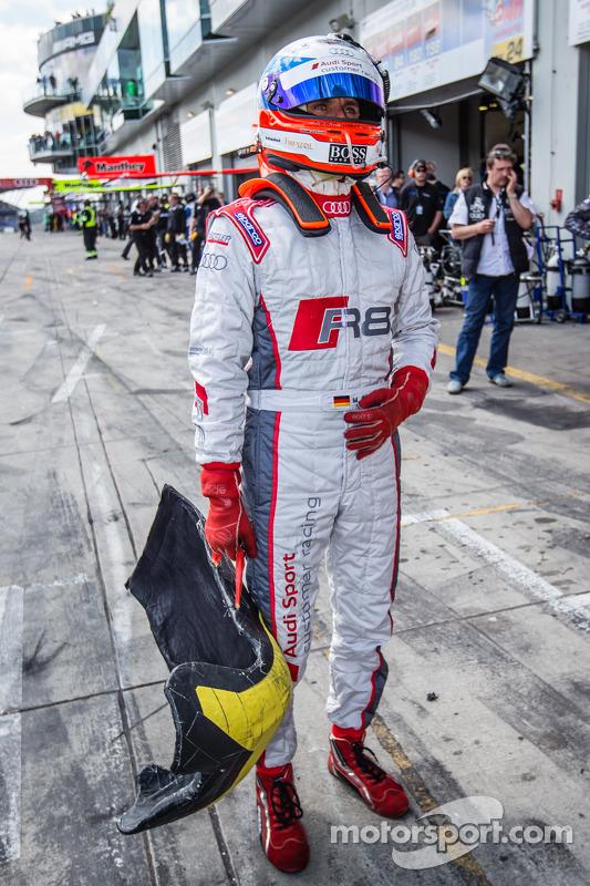 Markus Winkelhock se prepara para seu último stint